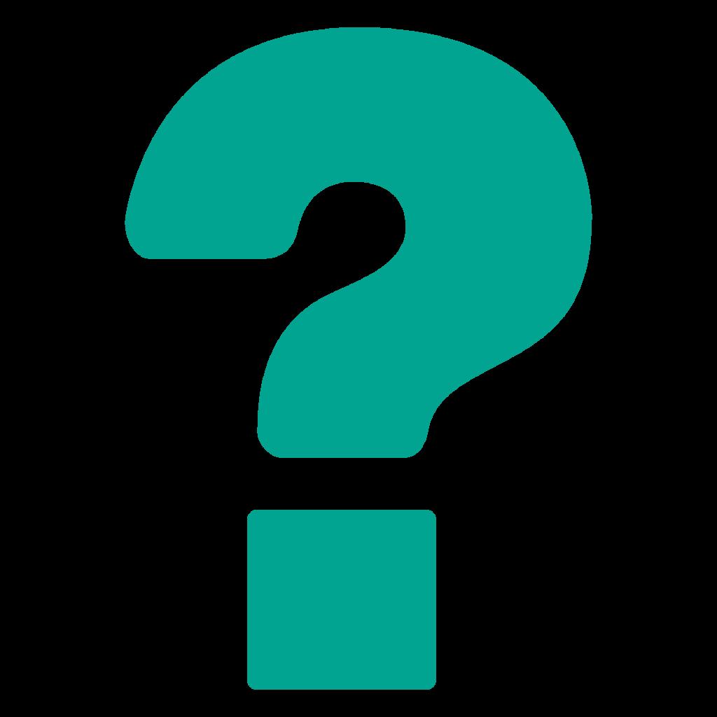Question mark icon green - Yakima Family YMCA