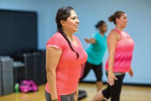 Yakima Family YMCA Pilates group fitness class lesson