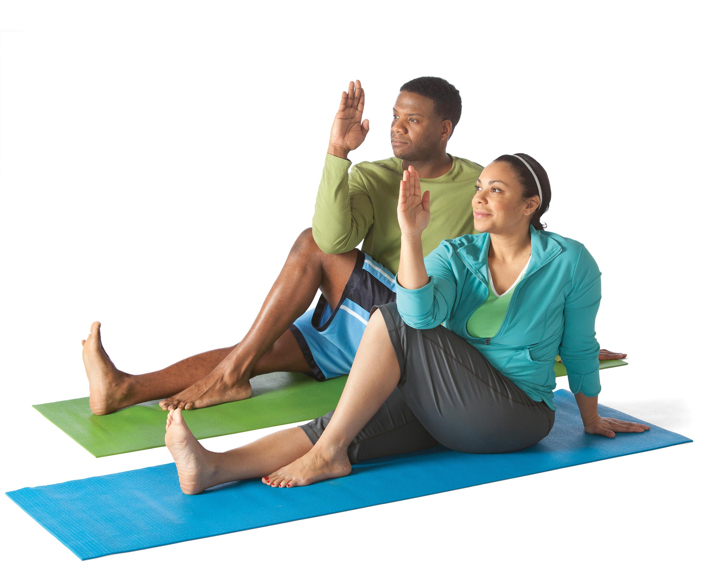 Yakima Family YMCA yoga group fitness class - Yakima Family YMCA