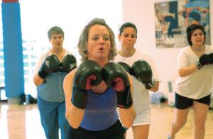Yakima YMCA Group Fitness Jab and Abs