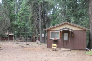 Camp Dudley Cabins