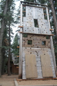 Camp Dudley Rock Wall