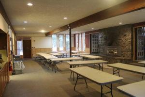 Shinn Lodge inside